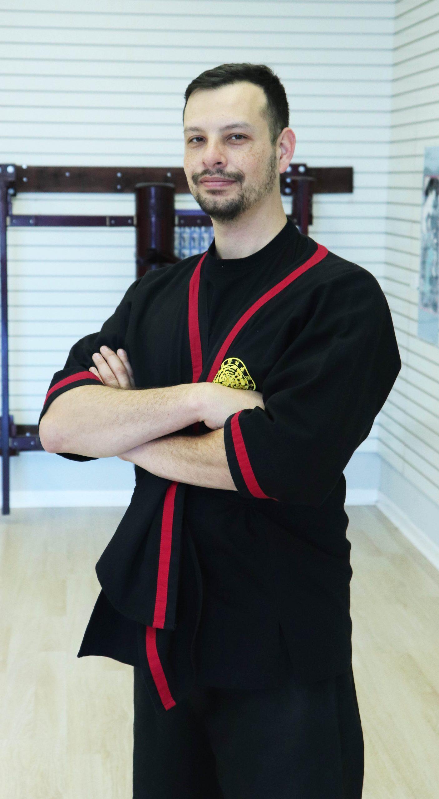 Sifu Eric Galicia